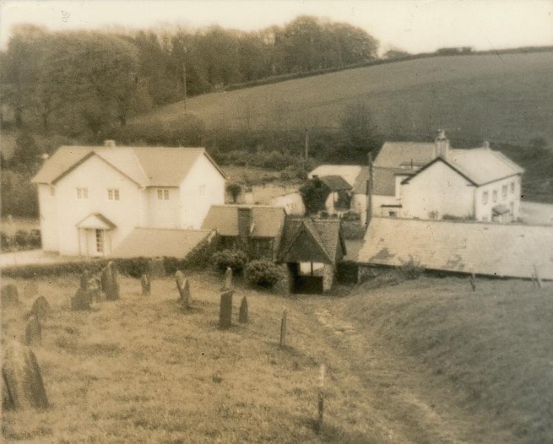Harberton South Devon Old Picture Gallery